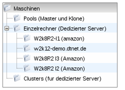 Dedizierte Server
